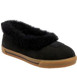 UGG Rylan black slippers